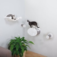 Trixie Wall-Mounted Cat Lounging Set | Jet.com