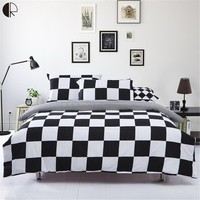 Home Duvet Cover Bedding Set Bed Linens Sheet Comforter Sets Twin/Full/Queen Size 3/4 Pcs Hot