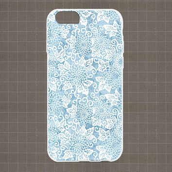 Midnight Blue iPhone 4/4S, 5/5S, 5C Series Hard Plastic Case