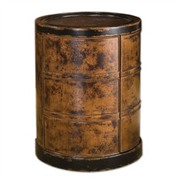 Lawton Drum Table