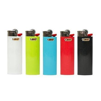 Bic Lighter Classic, Full Size, 12 Pieces Best Selling Bic, Flick Your Bic!