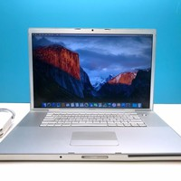 "Apple MacBook Pro 17"" Mac Laptop Computer / 2.4Ghz / 1TB / 4GB RAM / Warranty!"
