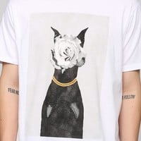 Floral Dog Tee - Urban Outfitters