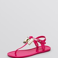 kate spade new york Jelly Thong Sandals - Fab
