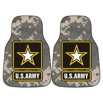 US Army Car Floor Mats (2 Front)