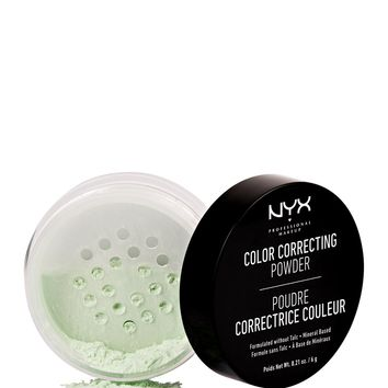 NYX COSMETICS | Color Correcting Powder - Green | Nordstrom Rack
