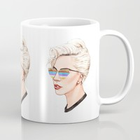 Perfect Illusion Mug by Helen Green