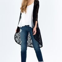 Lace Lust Cardigan