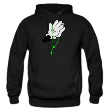 Praying Hands Hoodie