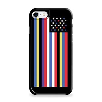 GIVENCHY AMERICAN FLAG iPhone 6 | iPhone 6S Case
