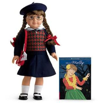 American Girl® Dolls: Molly Doll, Book & Accessories