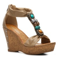 Patrizia by Spring Step Pegasus Wedge Sandal