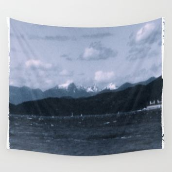 waterfront Wall Tapestry by Jessica Ivy