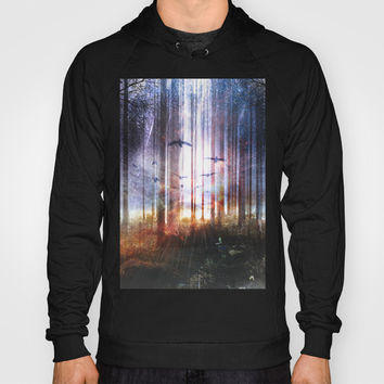 Absinthe forest Hoody by HappyMelvin