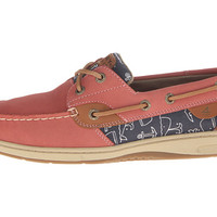 Sperry Top-Sider Bluefish 2-Eye Linen/Pink Chambray Dot - Zappos.com Free Shipping BOTH Ways