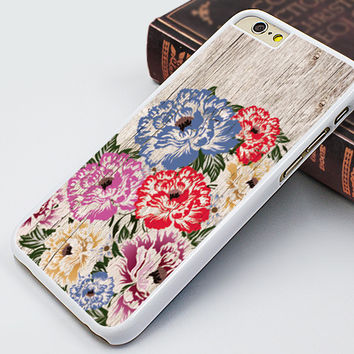 iphone 6 case,beautiful flower iphone 6 plus case,new design iphone 5s case,personalized iphone 5c case,gift iphone 5 case,best iphone 4s case,wood grain flower iphone 4 case