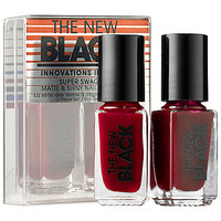 The New Black Innovations In Color (Claret Cream Shine)
