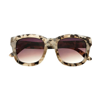 Mens Womens Fashion Wayfarer Style Sunglasses Tortoise W2190