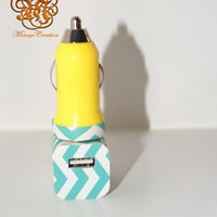 Pool Chevron iPhone Charger ( 3 In 1 charger )