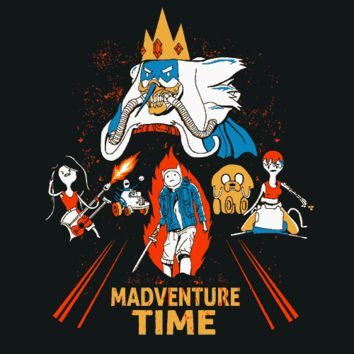Mad venture Time Max Adventure