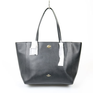 Coach Madison Turnlock Tote