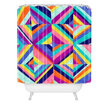Jacqueline Maldonado Hybrid 1 Shower Curtain