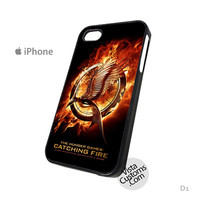 The hunger games catching fire Phone Case For Apple,  iphone 4, 4S, 5, 5S, 5C, 6, 6 +, iPod, 4 / 5, iPad 3 / 4 / 5, Samsung, Galaxy, S3, S4, S5, S6, Note, HTC, HTC One, HTC One X, BlackBerry, Z10