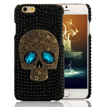 Skull Case For iPhone & Samsung Models