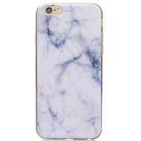 Retro White Marble Grain iPhone 7 se 5s 6 6s Plus Case +Gift Box
