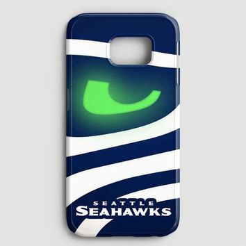 Seattle Seahawks Nfl Samsung Galaxy S7 Edge Case