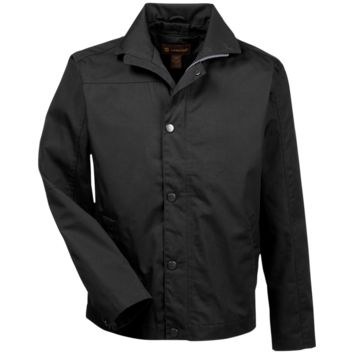 Plain Canvas Work Jacket