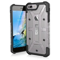 UAG iPhone 7 Plus [5.5-inch screen] Plasma Feather-Light Composite [ICE] Military Drop Tested iPhone Case