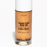 & Other Stories | Samite Gold Shimmer Body Oil | Samite Gold
