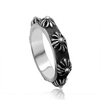 New Arrival Stylish Gift Shiny Vintage Strong Character Titanium Jewelry Ring [6542671491]