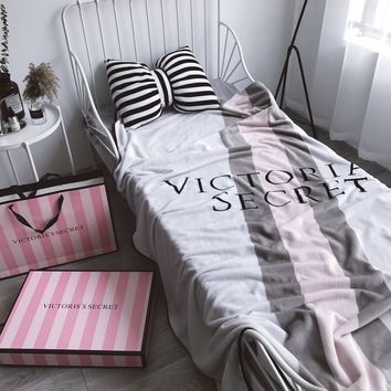 Victoria's secret Warm Flannel Blanket