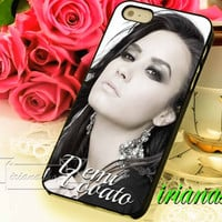 demi lovato for iphone4/4s, iphone 5, iphone 5s, iphone 5c and Samsung galaxy s3, Samsung galaxy s4 case