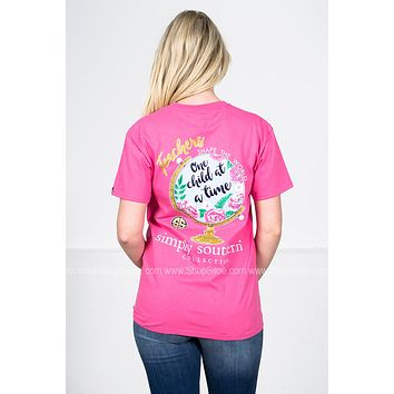 Teachers | Dark Pink | Simply Southern | Best-Seller