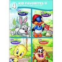 4 Kid Favorites: Baby Looney Tunes Collection [4... : Target