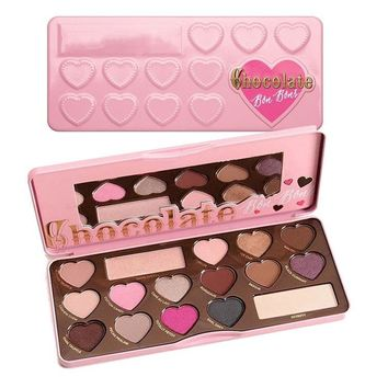 Hot Deal Make-up Beauty Stylish On Sale Professional Eye Shadow Hot Sale Heart Matt Make-up Palette [11552216524]