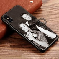 Sam and Dean Winchester Supernatural iPhone X 8 7 Plus 6s Cases Samsung Galaxy S8 Plus S7 edge NOTE 8 Covers #iphoneX #SamsungS8