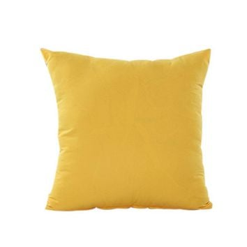 Velvet Solid Color 18 x 18 Throw Pillow Cover