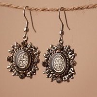 San Benito Dangle Earrings