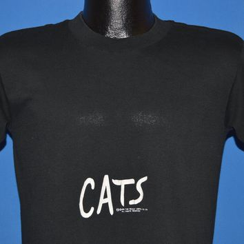 80s Cats The Musical Broadway t-shirt Medium