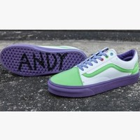 VANS ANDY Canvas Sport Shoes