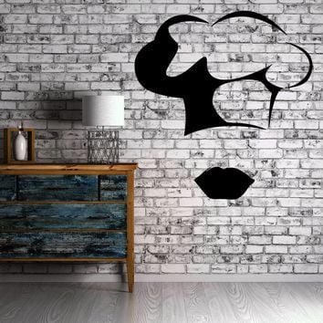 Restaurant Italian Food Business Pizza Store Wall Art Decor Vinyl Sticker Unique Gift z632