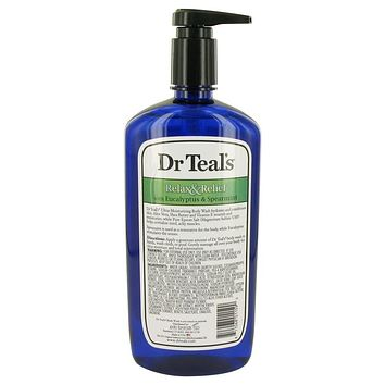 Dr Teal's Body Wash With Pure eucalyptus & Spearmint By Dr Teal's