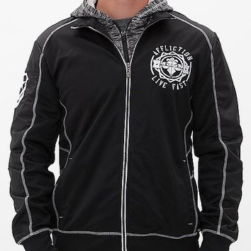 Affliction Massive Attack Jacket