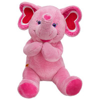 Build-A-Bear Workshop-United Kingdom: 43cm Tons of Love Elephant