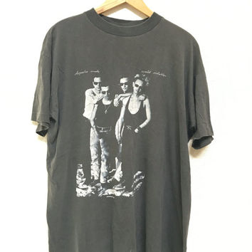 1990 DEPECHE MODE World Violation Tour Vintage T Shirt