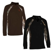 Browning Men's Hitch 1/4 Zip Performance Sweatshirt
